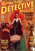 Dime Detective Magazine (1931-1953 Popular Publications) Pulp Vol. 11 #4