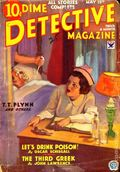 Dime Detective Magazine (1931-1953 Popular Publications) Pulp Vol. 12 #1