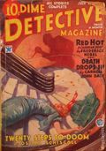 Dime Detective Magazine (1931-1953 Popular Publications) Pulp Jul 1 1934