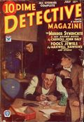 Dime Detective Magazine (1931-1953 Popular Publications) Pulp Jul 15 1934