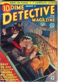 Dime Detective Magazine (1931-1953 Popular Publications) Pulp Aug 1 1934