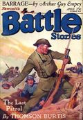 Battle Stories (1927-1936 Fawcett Publications) Pulp Vol. 6 #32