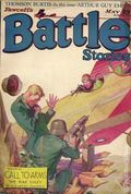 Battle Stories (1927-1936 Fawcett Publications) Pulp Vol. 6 #33