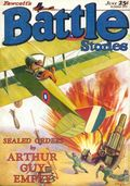 Battle Stories (1927-1936 Fawcett Publications) Pulp Vol. 6 #34