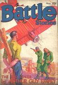 Battle Stories (1927-1936 Fawcett Publications) Pulp Vol. 6 #36