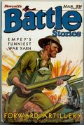 Battle Stories (1927-1936 Fawcett Publications) Pulp Vol. 8 #43