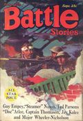Battle Stories (1927-1936 Fawcett Publications) Pulp Vol. 9 #49