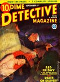 Dime Detective Magazine (1931-1953 Popular Publications) Pulp Vol. 13 #4