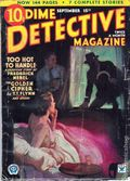 Dime Detective Magazine (1931-1953 Popular Publications) Pulp Vol. 14 #1