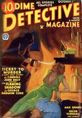 Dime Detective Magazine (1931-1953 Popular Publications) Pulp Oct 1 1934