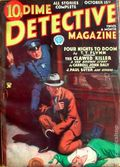 Dime Detective Magazine (1931-1953 Popular Publications) Pulp Oct 15 1934