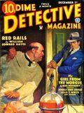 Dime Detective Magazine (1931-1953 Popular Publications) Pulp Dec 1 1934