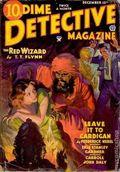 Dime Detective Magazine (1931-1953 Popular Publications) Pulp Dec 15 1934