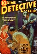 Dime Detective Magazine (1931-1953 Popular Publications) Pulp Jan 15 1935