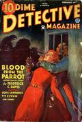 Dime Detective Magazine (1931-1953 Popular Publications) Pulp Feb 15 1935