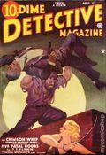 Dime Detective Magazine (1931-1953 Popular Publications) Pulp Apr 1 1935