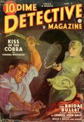 Dime Detective Magazine (1931-1953 Popular Publications) Pulp May 1 1935