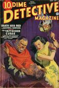 Dime Detective Magazine (1931-1953 Popular Publications) Pulp Vol. 18 #1
