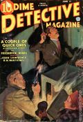 Dime Detective Magazine (1931-1953 Popular Publications) Pulp Jun 1 1935