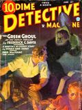 Dime Detective Magazine (1931-1953 Popular Publications) Pulp Jun 15 1935