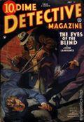Dime Detective Magazine (1931-1953 Popular Publications) Pulp Jul 1935