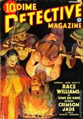 Dime Detective Magazine (1931-1953 Popular Publications) Pulp Vol. 19 #2
