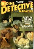 Dime Detective Magazine (1931-1953 Popular Publications) Pulp Oct 1935