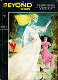 Beyond Fantasy Fiction (1953-1955 Galaxy Publishing) Vol. 2 #3