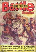 Battle Stories (1927-1936 Fawcett Publications) Pulp Vol. 10 #56