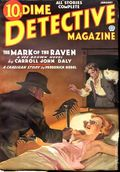 Dime Detective Magazine (1931-1953 Popular Publications) Pulp Jan 1936