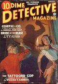 Dime Detective Magazine (1931-1953 Popular Publications) Pulp Feb 1936