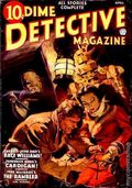 Dime Detective Magazine (1931-1953 Popular Publications) Pulp Apr 1936