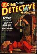 Dime Detective Magazine (1931-1953 Popular Publications) Pulp Jun 1936
