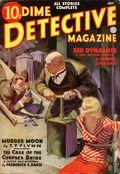 Dime Detective Magazine (1931-1953 Popular Publications) Pulp Jul 1936