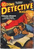 Dime Detective Magazine (1931-1953 Popular Publications) Pulp Vol. 23 #2