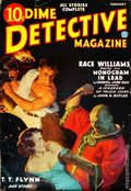 Dime Detective Magazine (1931-1953 Popular Publications) Pulp Feb 1937