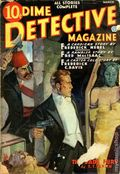 Dime Detective Magazine (1931-1953 Popular Publications) Pulp Mar 1937