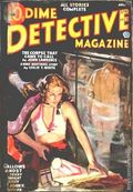 Dime Detective Magazine (1931-1953 Popular Publications) Pulp Apr 1937