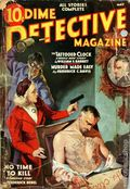 Dime Detective Magazine (1931-1953 Popular Publications) Pulp May 1937
