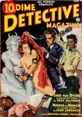Dime Detective Magazine (1931-1953 Popular Publications) Pulp Jun 1937