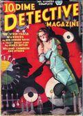 Dime Detective Magazine (1931-1953 Popular Publications) Pulp Sep 1937