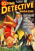 Dime Detective Magazine (1931-1953 Popular Publications) Pulp Dec 1937