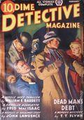 Dime Detective Magazine (1931-1953 Popular Publications) Pulp Feb 1938