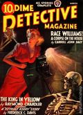 Dime Detective Magazine (1931-1953 Popular Publications) Pulp Mar 1938