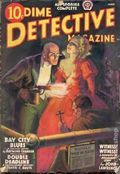 Dime Detective Magazine (1931-1953 Popular Publications) Pulp Jun 1938
