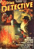 Dime Detective Magazine (1931-1953 Popular Publications) Pulp Oct 1938