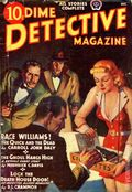 Dime Detective Magazine (1931-1953 Popular Publications) Pulp Dec 1938