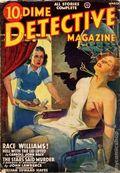 Dime Detective Magazine (1931-1953 Popular Publications) Pulp Mar 1939