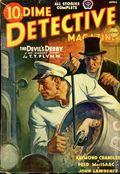 Dime Detective Magazine (1931-1953 Popular Publications) Pulp Vol. 30 #1
