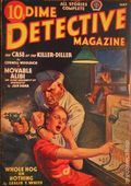 Dime Detective Magazine (1931-1953 Popular Publications) Pulp May 1939